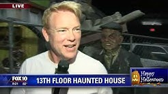 In Az House Mesa, Floor 10 Haunted