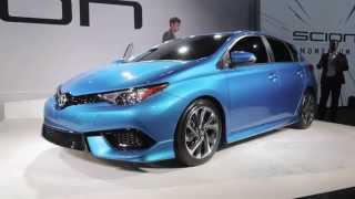 2016 Scion iM - 2015 New York Auto Show