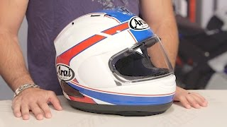 arai corsair x schwantz 93 helmet review at revzilla com