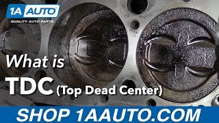 What is Top Dead Center (TDC) of an engine?