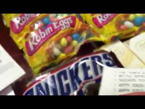 CVS coupon trip,free candy, coupons and free samples