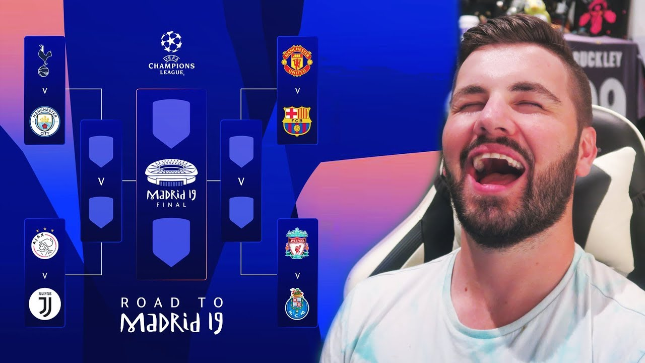 Predicting The Entire Champions League Youtube Последние твиты от famous birthdays (@famousbirthdays). youtube