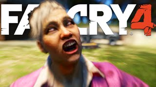 Far Cry 4 - Zoando o Pagan Min