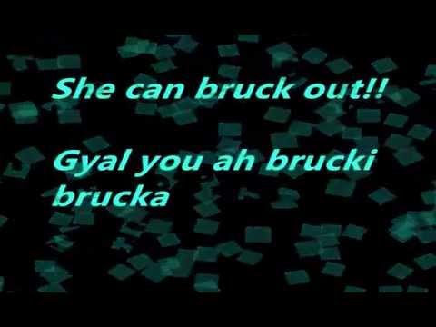 Aidonia - Nuh Boring Gyal (Buddy Bruka) LYRICS (CLEAN) @DancehallLyrics
