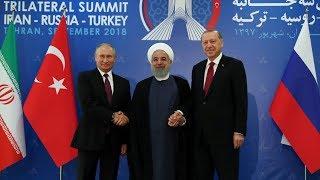 Противоположности. Тегеранский саммит по Сирии: у всех свои интересы