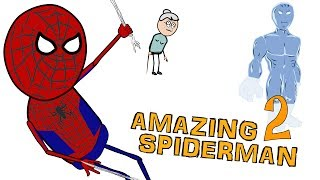 The Amazing Spider-man 2 - PARODIA