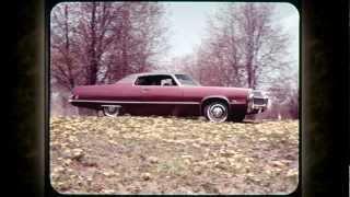 1972 Announcement Chrysler Imperial