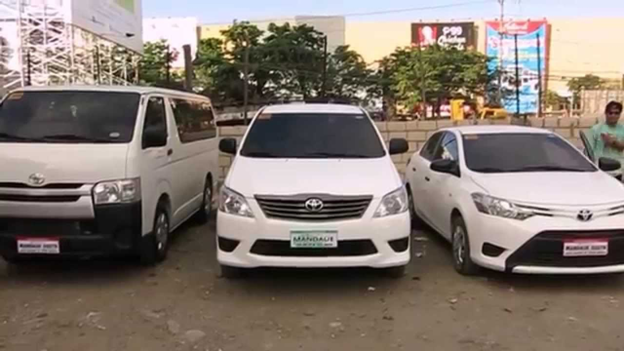 Car rental in cebu philippines