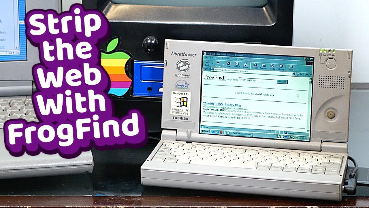 Download I Rebuilt the Entire Internet... for Vintage Computers