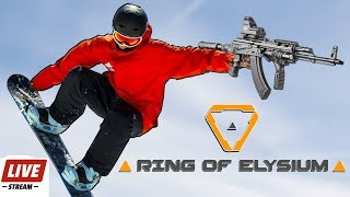 PUBG FORTNITE SNOWBOARD HYBRID Free to Play! Ring Of Elysium Livestream
