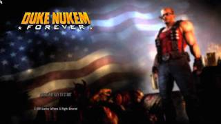 Duke Nukem Forever  MAC  (Works On Lion)