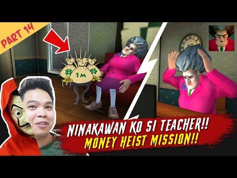 Ninakawan ko si Teacher - Scary Teacher Part 14
