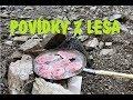 PÁNEV MUURIKKA ... vaření v lese - vepřová panenka a šťouchané brambory ... WOLLMANNŮV RYBNÍK