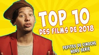 TOP 10 DES FILMS 2018