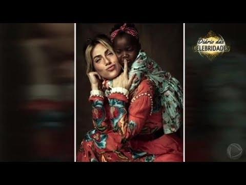 Giovanna Ewbank Revela Que Acorda Cedo Feliz Desde A Chegada De Titi