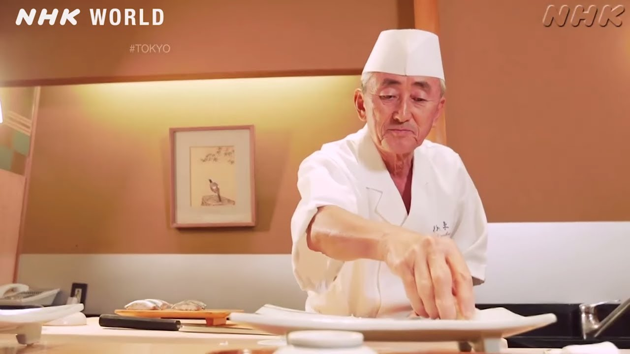 Photo of The Master Chef [Sushi] – #TOKYO [Japan] – video