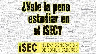 Vale la pena estudiar en el ISEC? Análisis y Critica