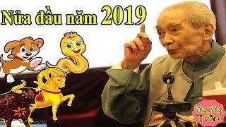 Thầy Phong Thủy CHỈ MẶT 5 Con Giáp MAY MẮN Nhất 2019, TRÚNG SỐ Độc Đắc Liên Tục 6 Tháng Đầu Năm 2019