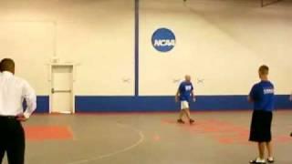Danny Pilkington Basketball Workout