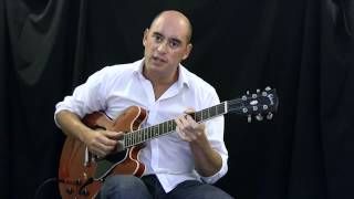 Jazz Standards Lesson 6: Autumn Leaves, Chords and Melody