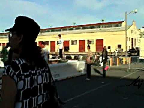 Fort Mason San Francisco YouTube Live November 22 2008