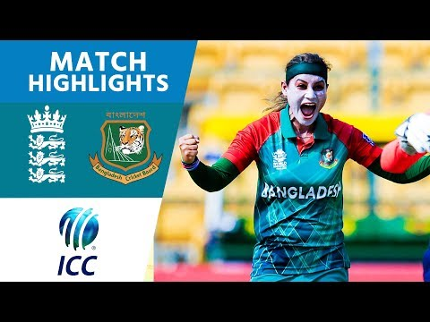 ICC WT20 England Women vs Bangladesh Women Match Highlights