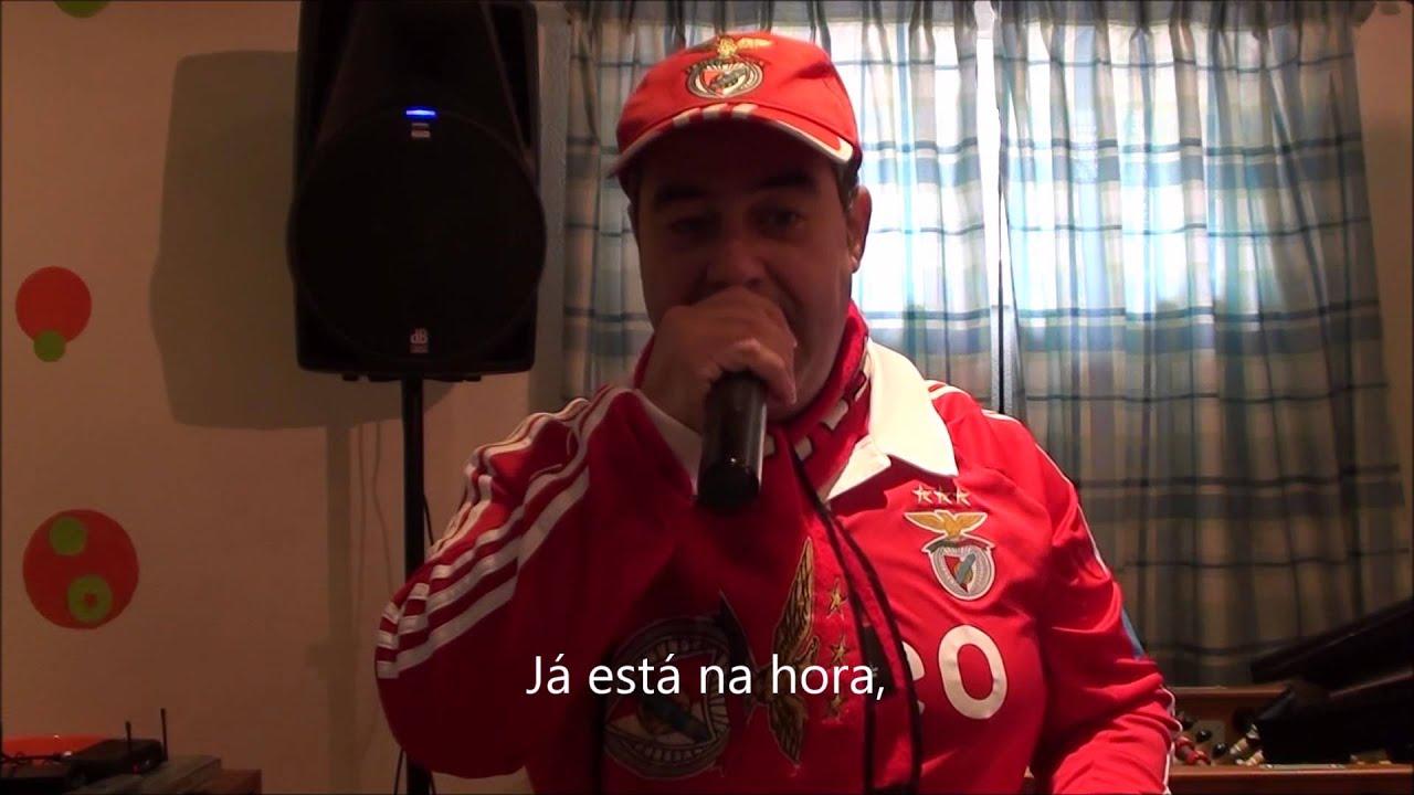 Benfica Tu és A Nossa Fé Waka Waka Youtube