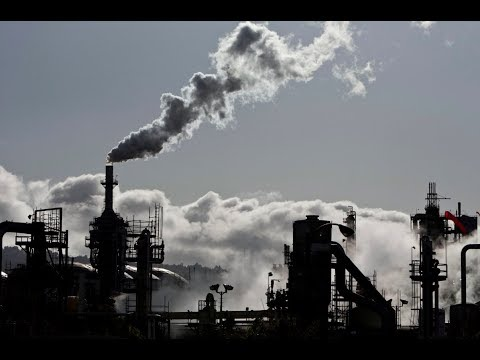 Why climate change is an 'all-encompassing threat'