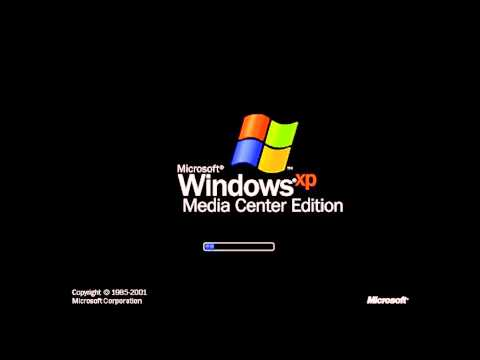 Windows XP Media Center Edition 2005 Parody (Korean Version)