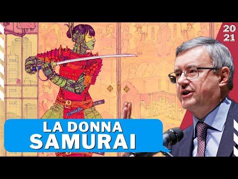 La Donna Samurai | Alessandro Barbero (2021)