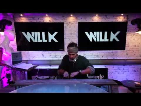 WILL K - LIVE! on Electronic Dance TV