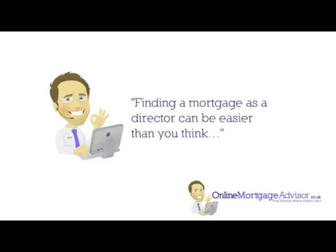 WHAT TO KNOW ABOUT: Company Director Mortgages