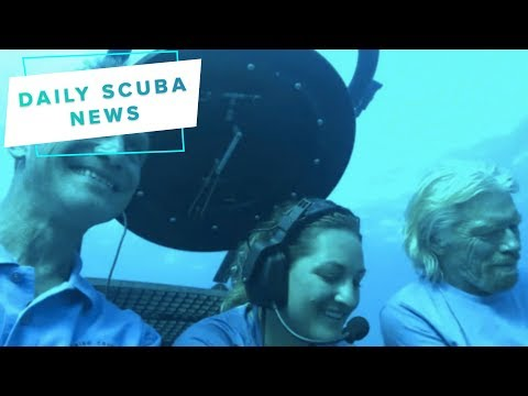 Daily Scuba News - Scuba divers make a depressing discovery