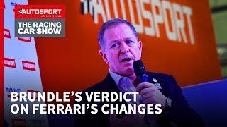 Martin Brundles verdict on Ferraris changes at the top