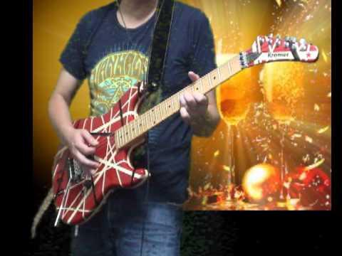 Dance The Night Away Cover / Van Halen /Seymour Duncan TB-59