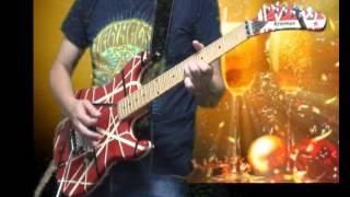 Guitar:Kramer 5150 Replica Pick up: Seymour duncan TB-59 Effector a...