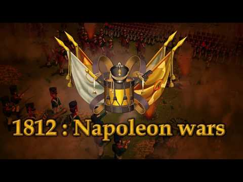 1812. Napoleon Wars Premium TD Tower Defense game 홍보영상 :: 게볼루션