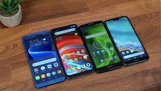 My Favorite Budget Phones 2018!