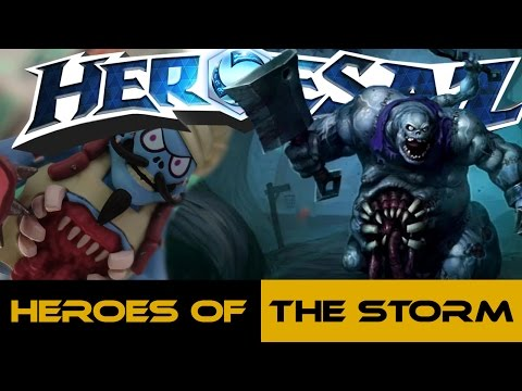 Heroes of the Storm - A-Z | Stitches- Special Delivery #24 [Gameplay][deutsch]