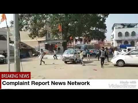 Must Watch - Clash Between Dalit And Maratha In Pune One Dead Complaint Report News Network