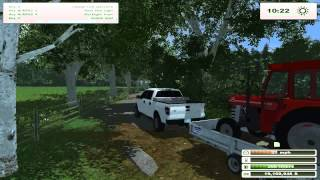 Farming Simulator 2013 Mod Showcase - Ford F150