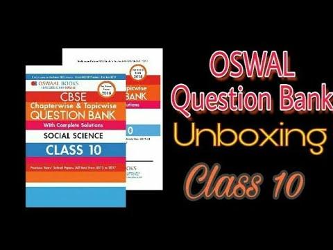 Bank pdf question oswal