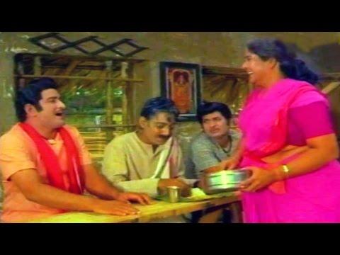 Viyyala Veeramma Special Meals - Krishna, Chandra Mohan, Suryakantham