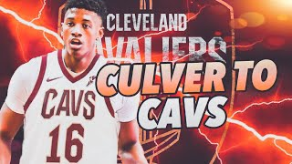 A Ring Without Lebron? Jarrett Culver Cleveland Cavaliers Rebuild! NBA 2K19