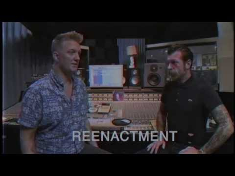 EODM [Eagles of Death Metal] -- Making-Of Reenactment (ZIPPER DOWN Album Teaser)