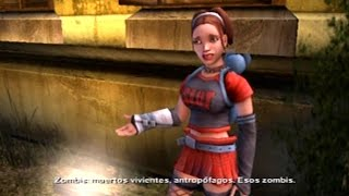 TIMESPLITTERS FUTURO PERFECTO (ps2) español 1994 gameplay full