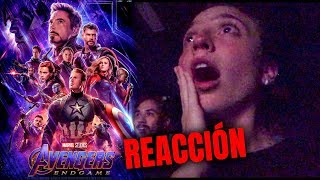 REACCIONAMOS A END GAME · Cepitta & sus amigos.[SPOILERS]