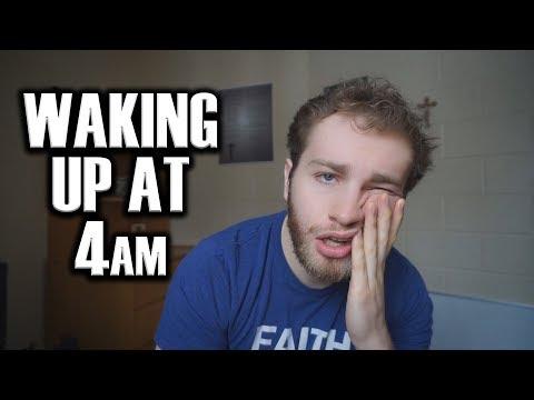 Should Christians Wake Up at 4am?