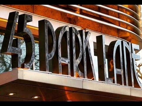 Park Lane Suite tour at London's 45 Park Lane luxury hotel