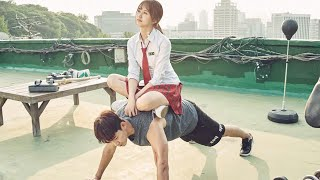 ♡Şirin Bir Kore Klip - Başıma Gelenler Hep Senden ♡